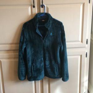 Fila Faux Fur Lightweight Jacket
